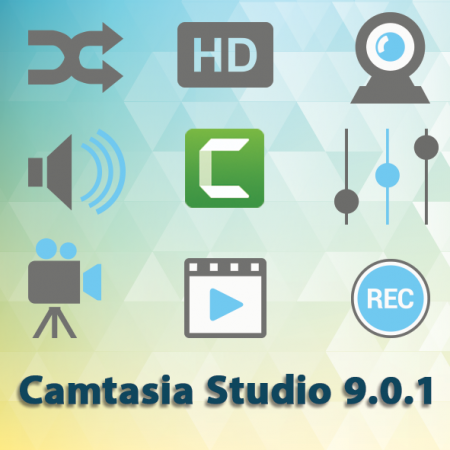کۆرسی فێربوونی بەرنامەی Camtasia Studio 9.0.1
