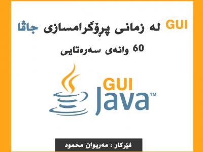Java GUI Tutorial Part 1