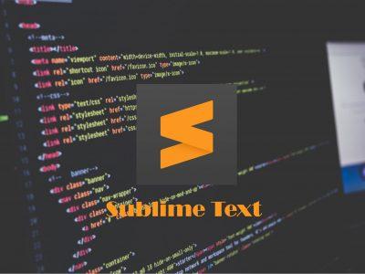 Sublime Text Course