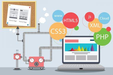 web developing